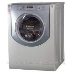 Repair of the Ariston washing machine