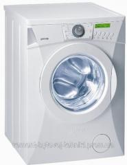 Repair of the Gorenje washing machine