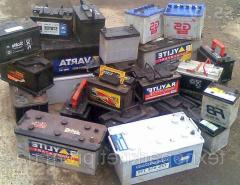 Закупка лома аккумуляторов