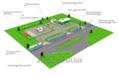 АЗС. Строительство, реконструкция, ремонт и сервисное обслуживание.