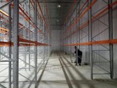 Демонтаж и Монтаж Стеллажей: Складских, офисных, торговых и витрин