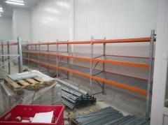 Монтаж и демонтаж Стеллажей, витрин и торгового оборудования