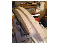 Sawing of timber for lamellas