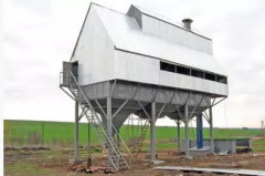 Reconstruction of grain cleaning systems