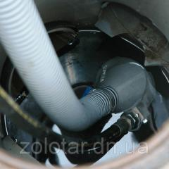 Cleaning of steaming and water-heating systems