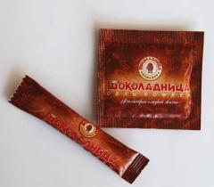 Порційні продукти з логотипом замовника
