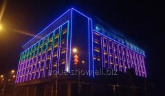 Architectural LED illumination