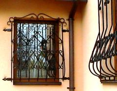 Производство кованых решеток