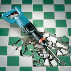 Арендовать отбойный молоток в Херсоне. Аренда отбойных молотков посуточно. Прокат электрического инструмента