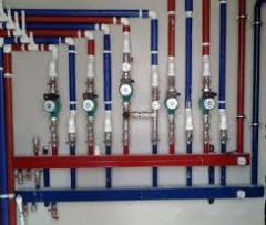Автоматизація водо-, газо-, теплозабезпечення