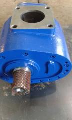 Repair of the screw CF75 D block (GHH-Rand)