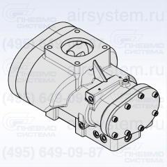 Repair of the screw CF 90 D block (GHH-Rand)