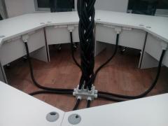 Монтаж, установка электропроводки,розеток и выключателей,распределительных щитов с  проэктированием