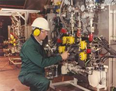 Repair of the process equipment