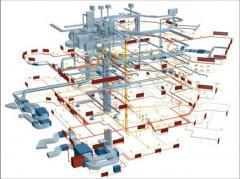 Defectoscopic studies of the welds of tanks,