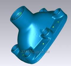 Услуги промышленного 3D принтера.