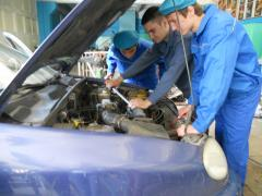 Services in repair and maintenance service of the