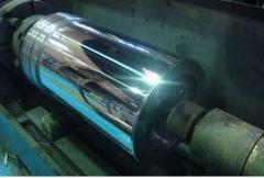 Chromium coating of car parts