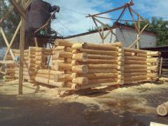 Строительство дома Дикарь