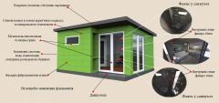 Ecohouse cheap quickly 17 kV