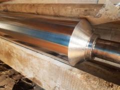 Galvanic chrome plating