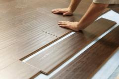 Floor covering works