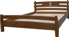 Изготовление кровати деревянной