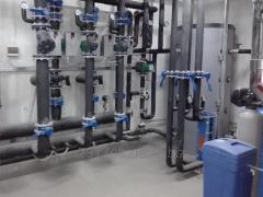 Проектування та монтаж систем опалення, водопостачання, каналізації та вентиляції.