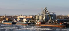 Экспедиторские услуги в порту