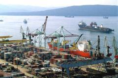 Услуги перевалки и хранения грузов Черноморск, Одесса