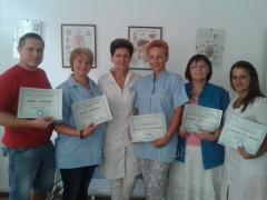 Курсы гирудотерапии Украина,4 дня