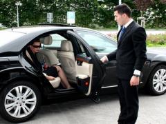 Услуга персонального водителя