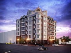 Проектирование многоэтажных жилых домов, проекты жилых домов