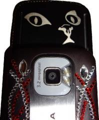 Лазерная гравировка телефонов 3