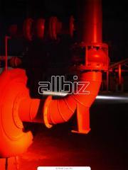 Установка наружных и внетренних сетей газопровода