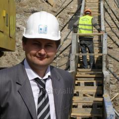 építőipari mérnöki elemzések