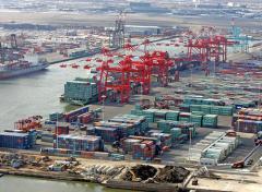 Intra port forwarding