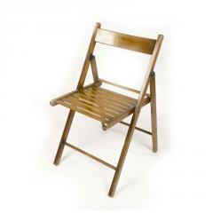 Аренда стула складной деревянный