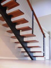 Делаем лестницы под заказ