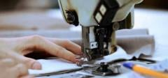Services of the seamstress