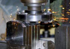 We perform turning and milling works, works on