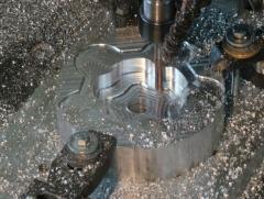 Работы токарные, токарно-фрезерные работы по металлу