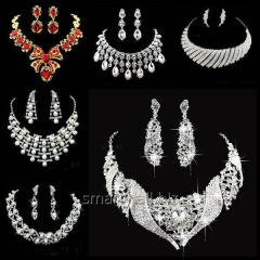 Production of jewelry and ornaments