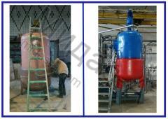 Repair of food processsing industry equipment