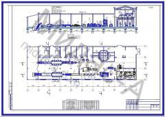 Составление технологических схем, подбор оборудования для комплексной переработки