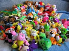 Tailoring of toys to order