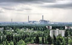 One-day excursion to Chernobyl
