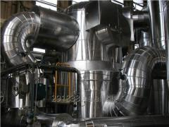 монтаж и ремонт тепловой изоляции