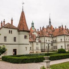 Transcarpathian dream of the tourist: All