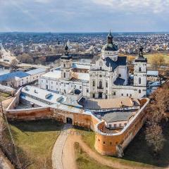 Tour to Vinnytsia, Berdichev and lock Radomysl